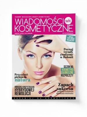 Wiadomości Kosmetyczne Kwiecień 2019