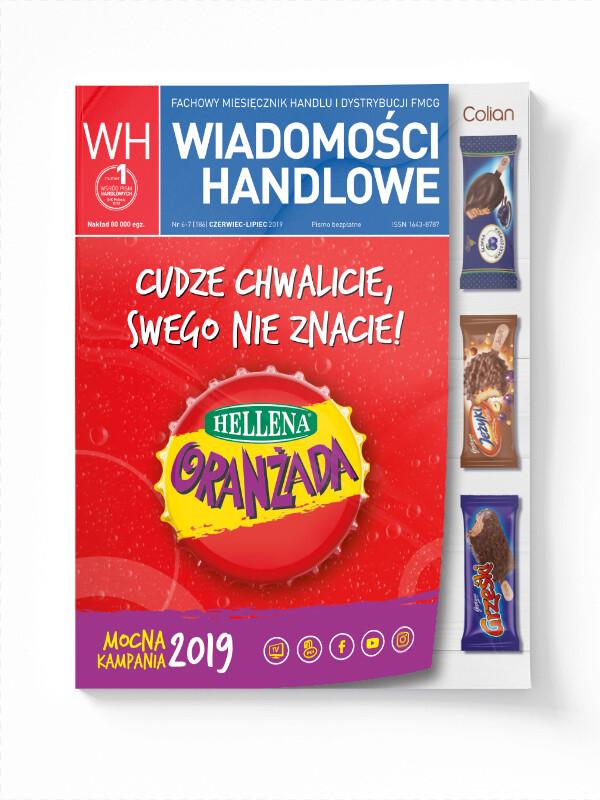 Wiadomości Handlowe Czerwiec - Lipiec 2019