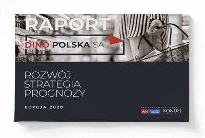 Dino Polska SA - raport o sieci (ebook)