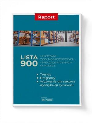 Lista 900 Hurtowni Ogólnospożywczych i Specjalistycznych 2020 (ebook)