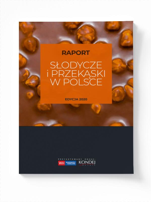 Raport Słodycze i przekąski w Polsce 2020 (ebook)