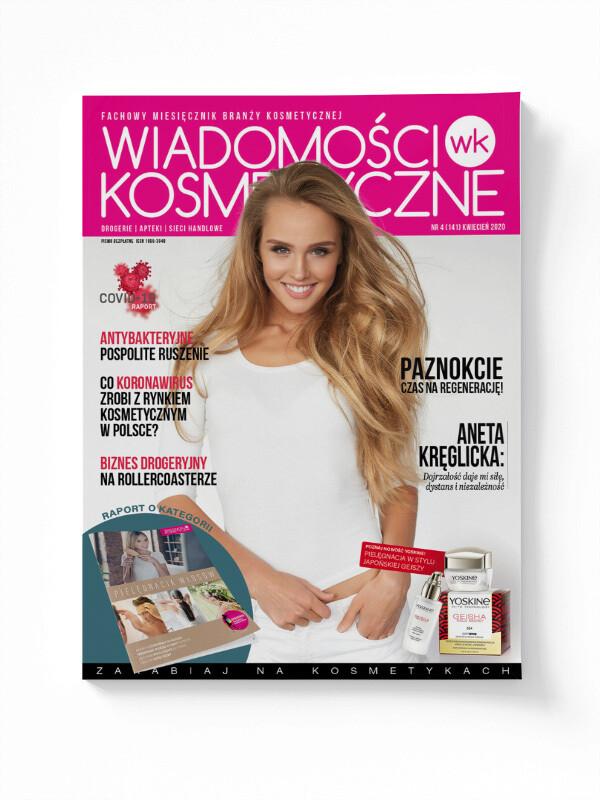 Wiadomości Kosmetyczne Kwiecień 2020