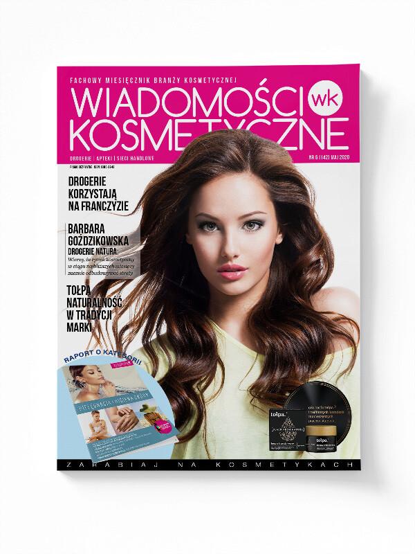 Wiadomości Kosmetyczne Maj 2020