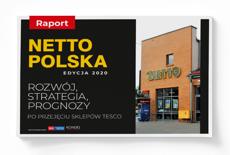 Netto Polska - raport o sieci (ebook)