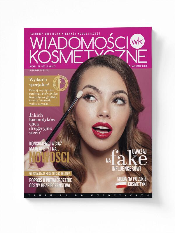 Wiadomości Kosmetyczne Sierpień 2020