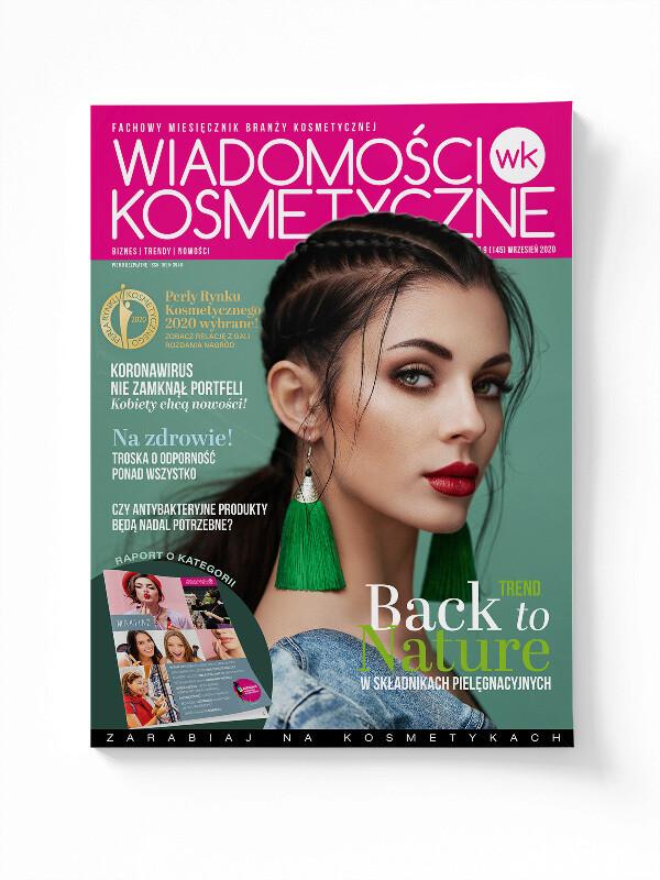 Wiadomości Kosmetyczne Wrzesień 2020