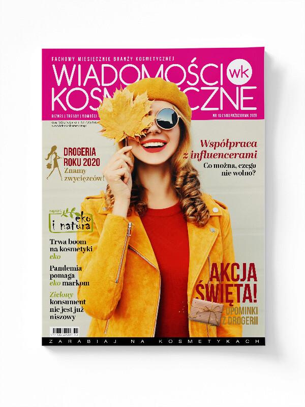 Wiadomości Kosmetyczne Październik 2020