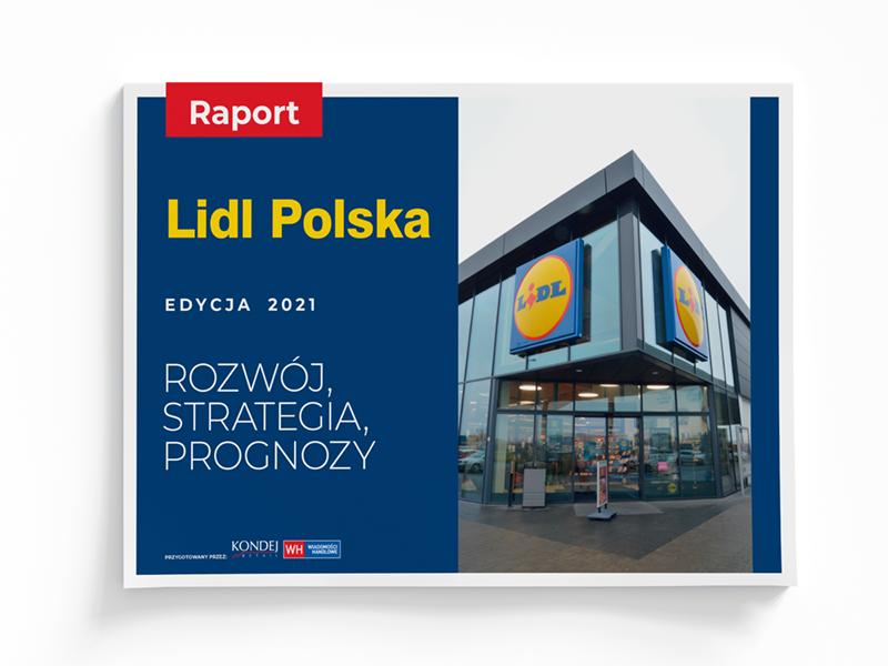 Lidl Polska - raport o sieci (ebook)
