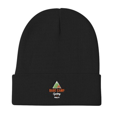 Base Camp Embroidered Beanie