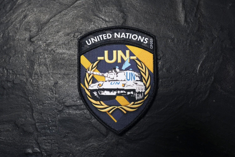 Patch -UN- Gold