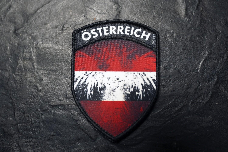 Patch Österreich