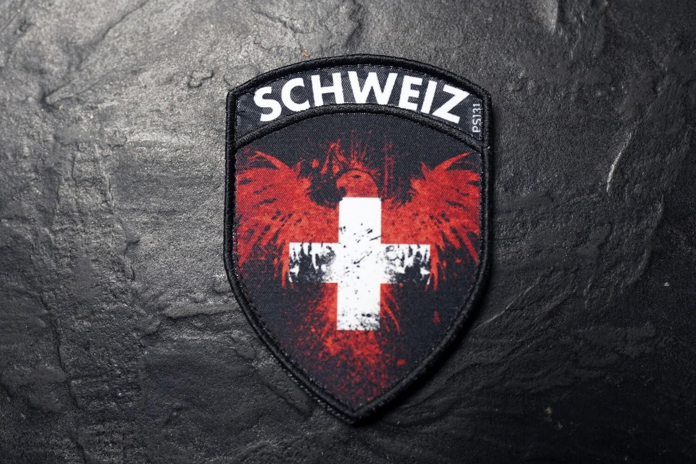 Patch Schweiz