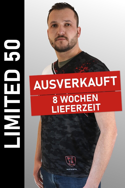 E Sport Shirt Weiss Grösse XXL
