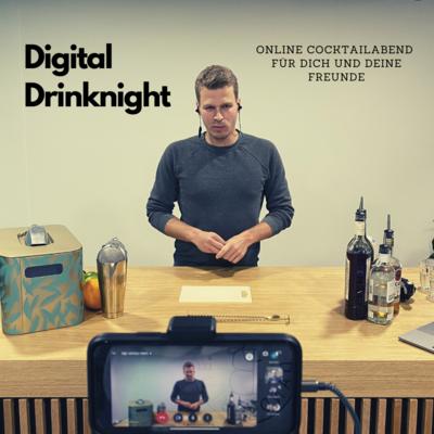 Digital Drinknight 10.12.20 - Online Cocktailabend mit allen Zutaten für Zuhause
