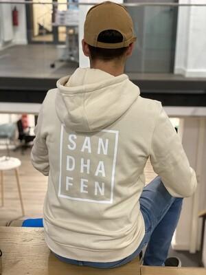 SANDHAFEN Hoodie sand