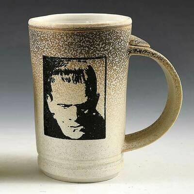 Mug - Frankenstein • Popular Demi-Sized Mug - Only One Left!.