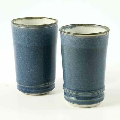 Little Juice Cup Set. 2 cups. Porcelain