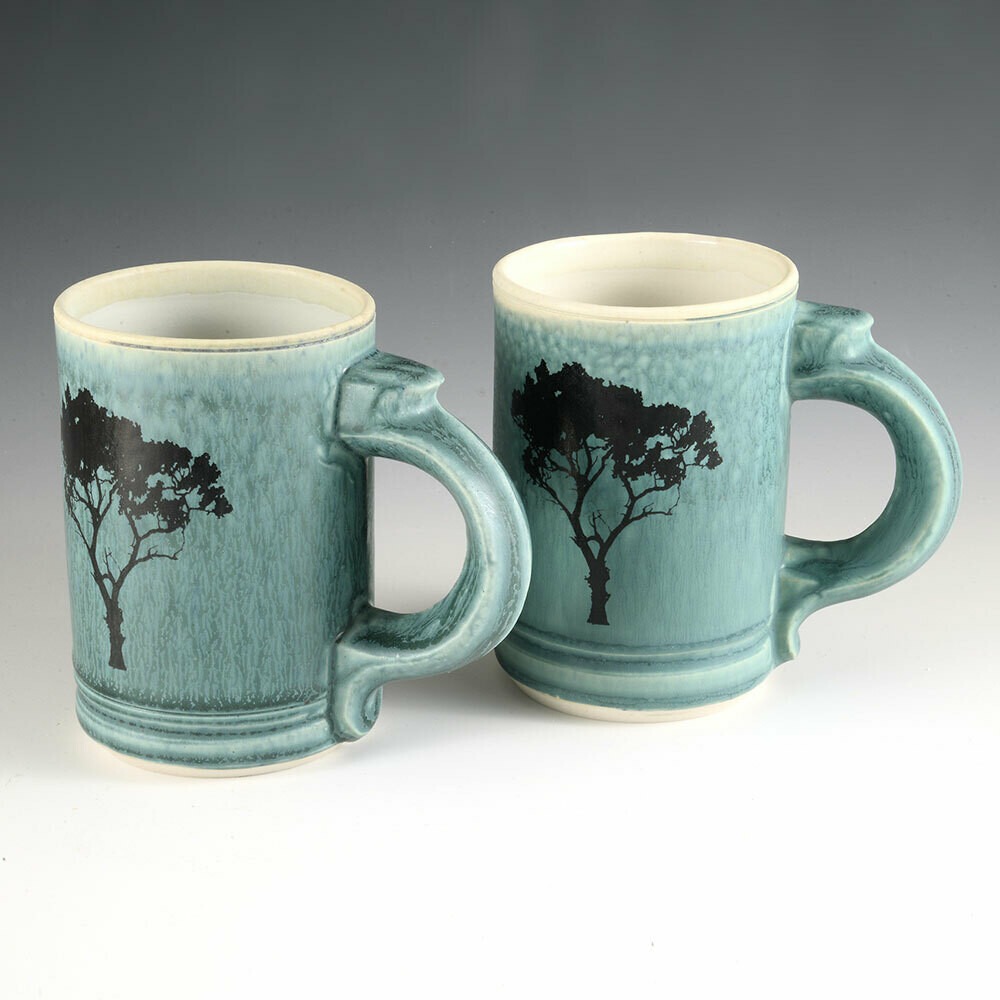 Mug - Beautiful Turquoise with