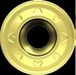 YG-1 RCMT10T3M0-YG1001 (10 INSERTS)