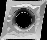 YG-1 CCGT09T304-AL-YG10 10 INSERTS