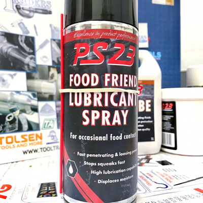 FOOD FRIEND LUBE AEROSOL SPRAY