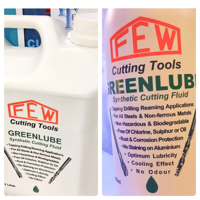FEW GREENLUBE CUTTING FLUID