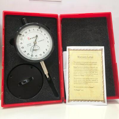 High Precision Dial Indicator0-1mm*0.001mmAccuracy /Lug back/Jewelled Bearing
