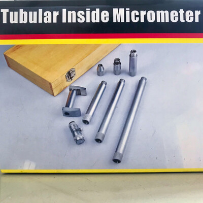 Tubular Inside Micrometer 0.01mm Accuracy