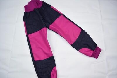 Jeanshose pink