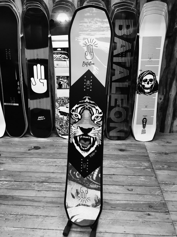 THE DISTORTIA - BATALEON Snowboard