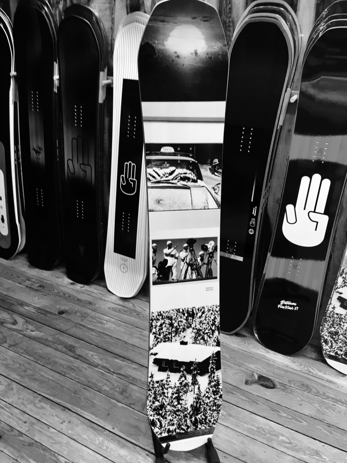 THE BOSS - BATALEON Snowboard