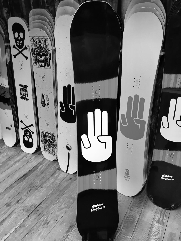 THE FUN.KINK - BATALEON Snowboard