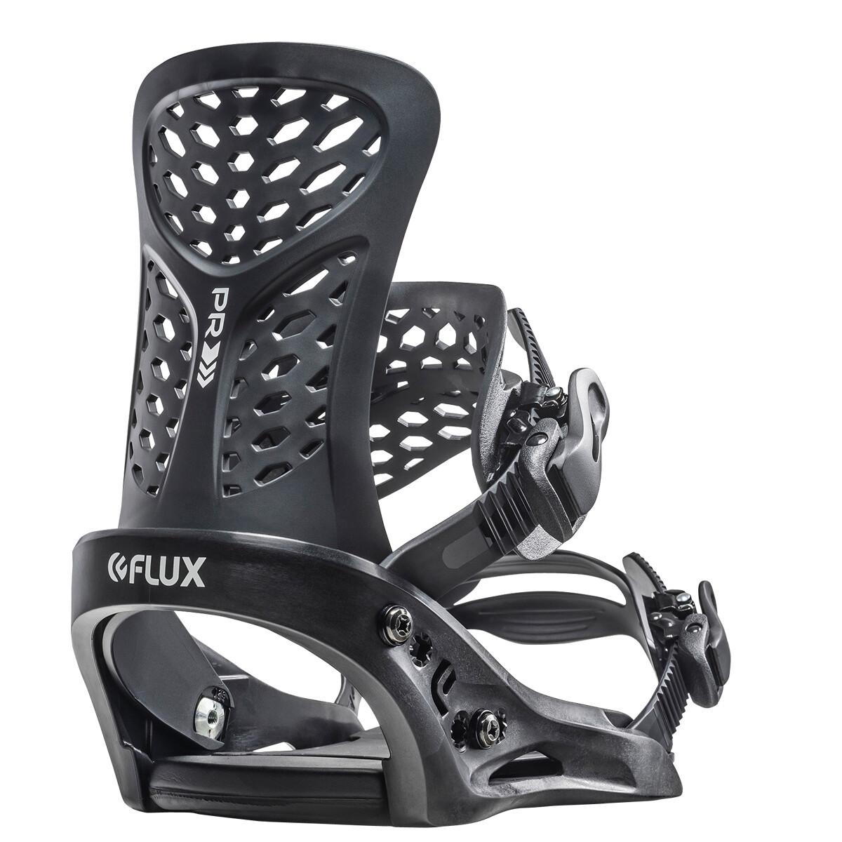 PR Black - FLUX Bindung