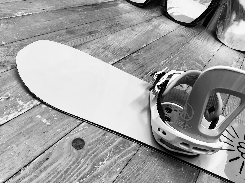 THE SPIRIT SET - BATALEON Snowboard