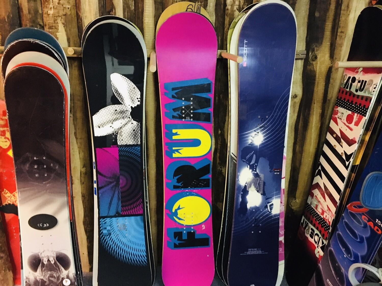 Snowboard (defekt)