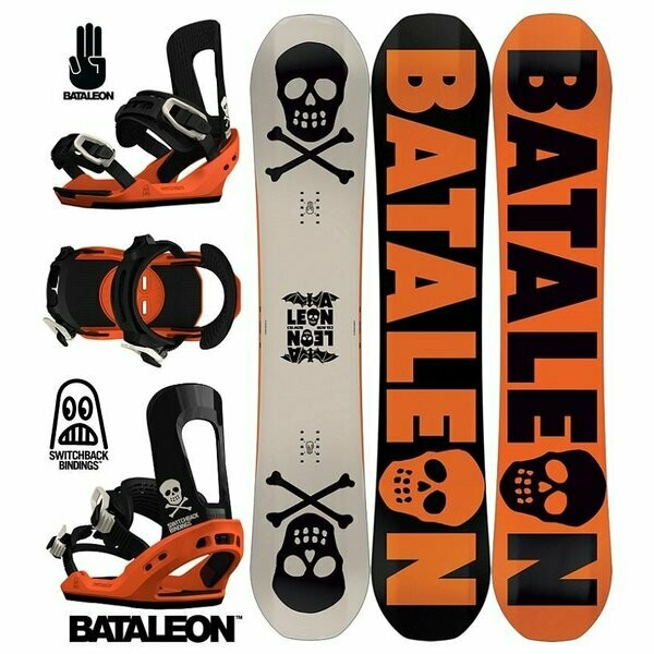 BLOW Set BATALEON - SwitchBack