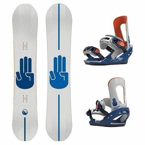 THE CHASER SET - BATALEON Snowboard