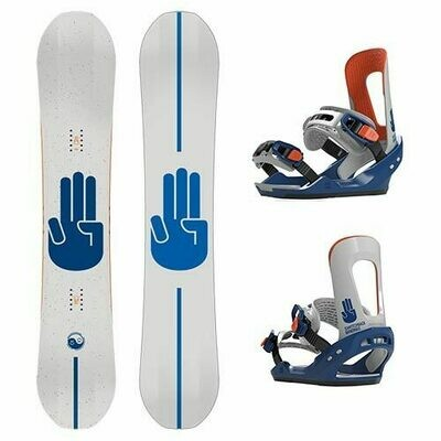 THE CHASER SET - BATALEON Snowboard