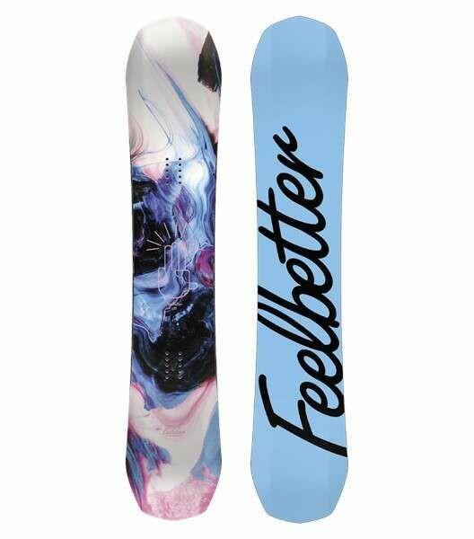 THE FEELBETTER - BATALEON Snowboard