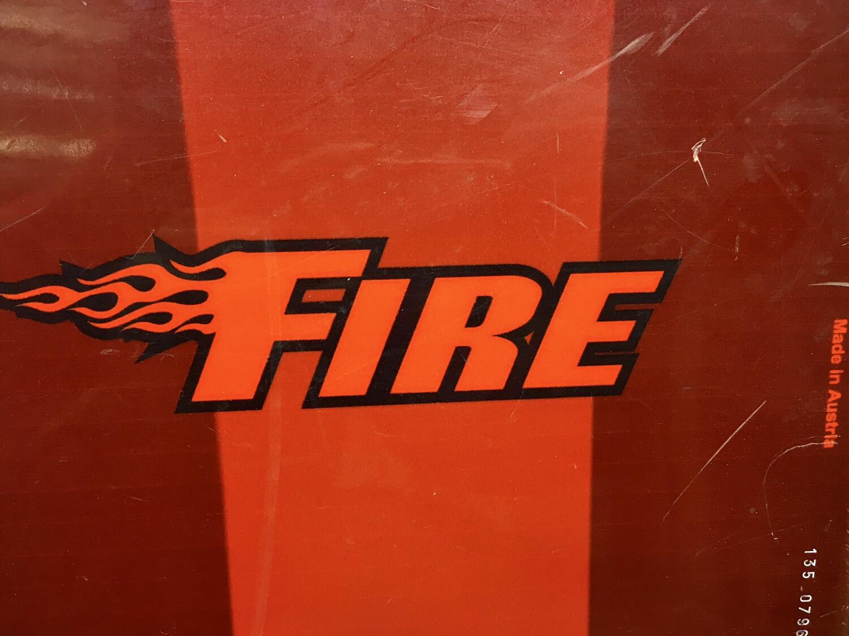 144 cm  Fire Snowboard (gebraucht)