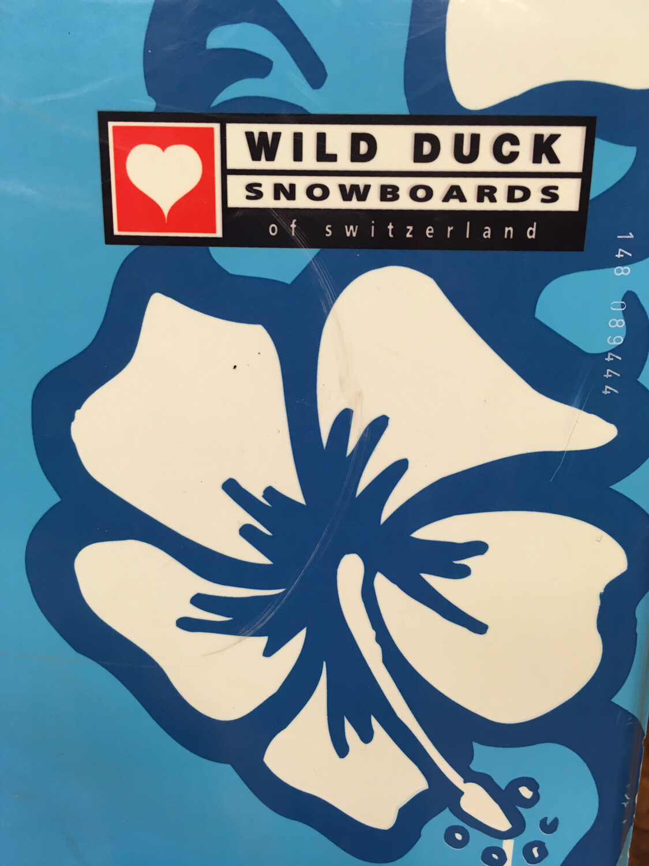 148 cm Wild Duck Snowboard