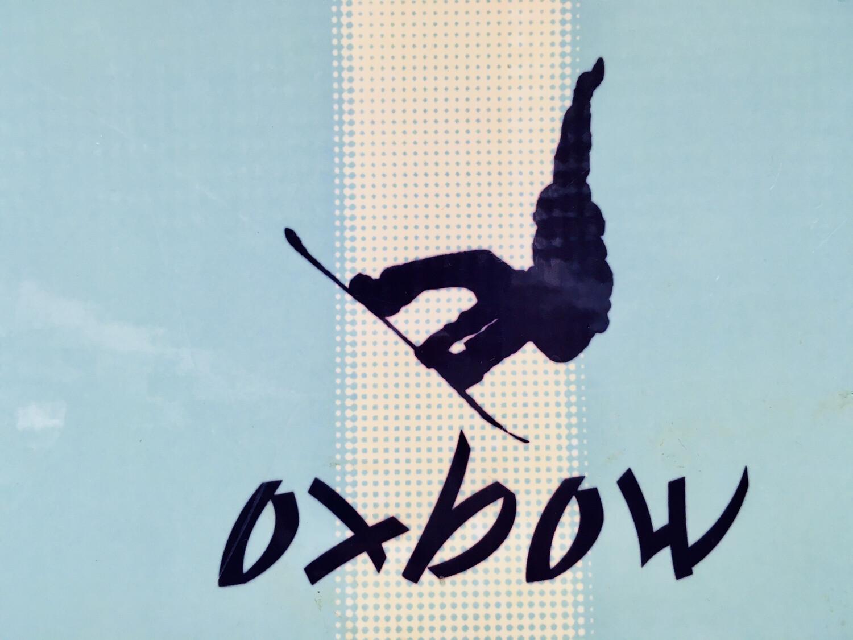 152 cm Oxbow Snowboard (gebraucht)