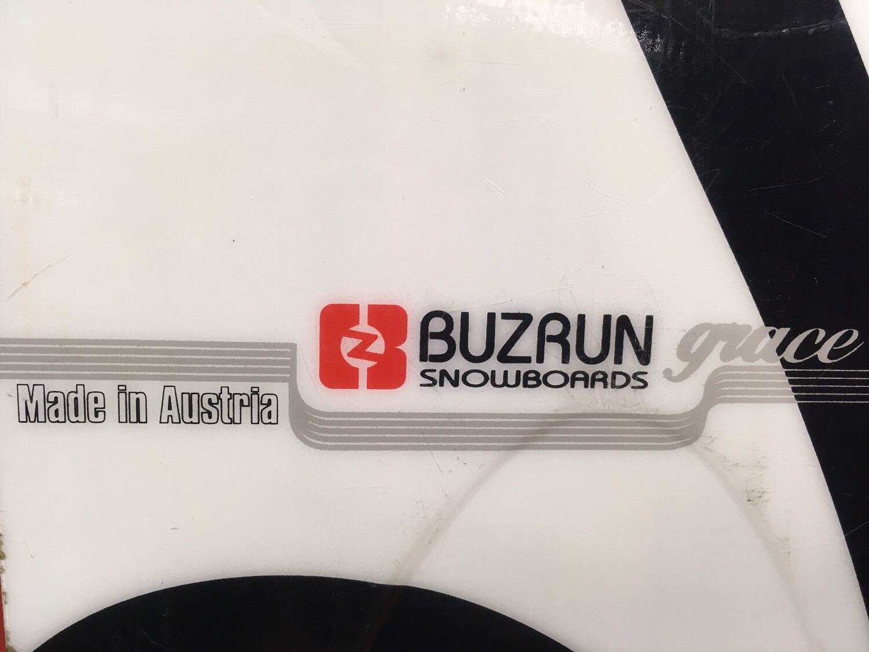 159 cm Buzrun Snowboard (gebraucht)
