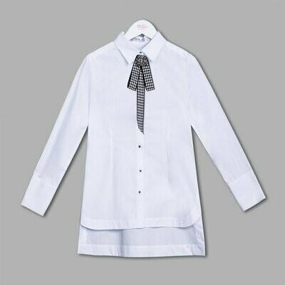 Блузка д/д белый 62395С
