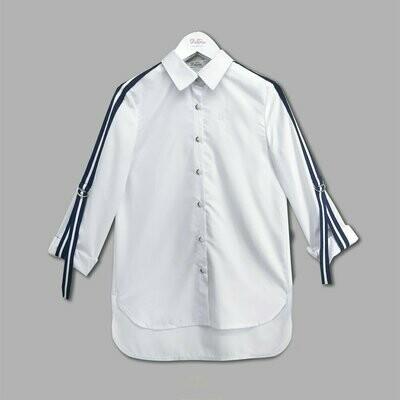 Блузка д/д белый 62473С