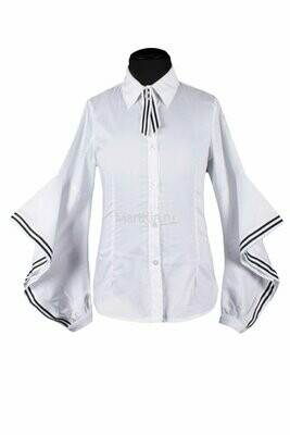 Блуза д/д белый 184757