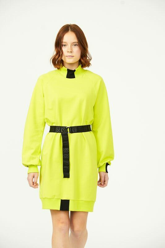 Платье лимон 2010906