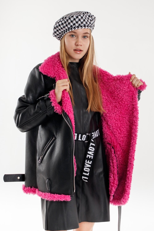 Куртка-авиатор