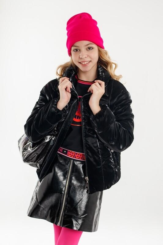 Куртка д/д черный 52-5005-3-ч