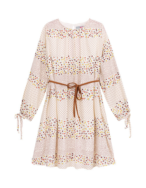 Платье д/д нарядное набивка 191199